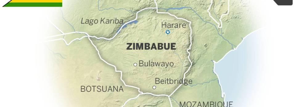 Guardias dan golpe Estado en Zimbabue
