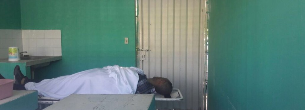 Hombre resulta muerto en tiroteo