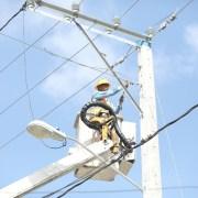 Inaugurarán servicio 24 horas luz en Puñal
