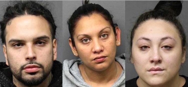 Acusan rapero y dos mujeres tráfico drogas