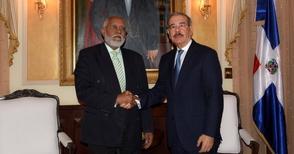 Danilo se reúne con presidente médicos