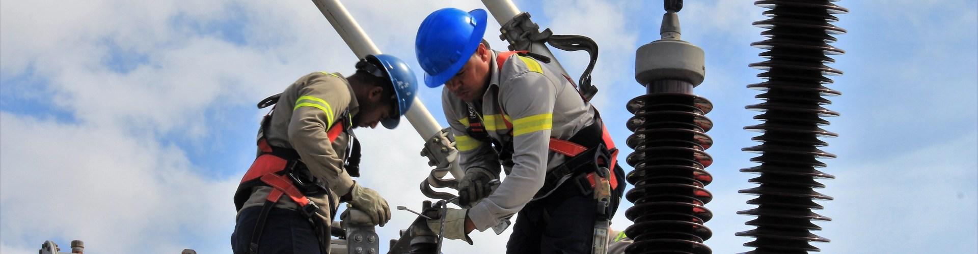 Suspensiones eléctricas sectores SFM