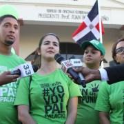 Marcha Verde se concentrará frente Palacio