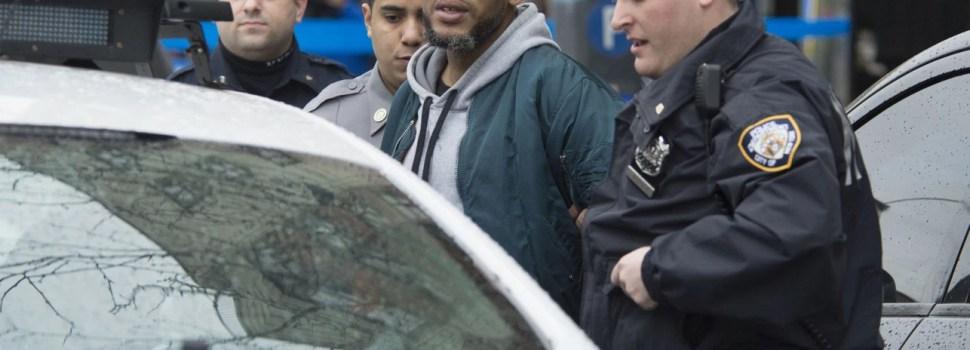 Arrestan dominicano por atropellar policía