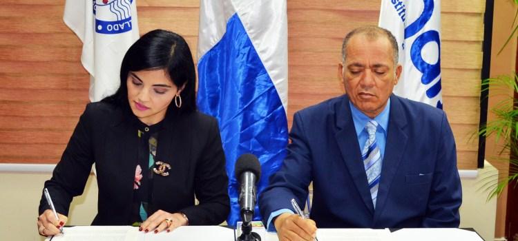Coraasan e Inaipi firman convenio