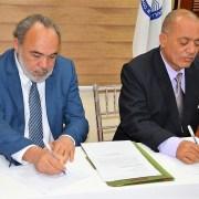 Coraasan y la Oisoe firman un convenio