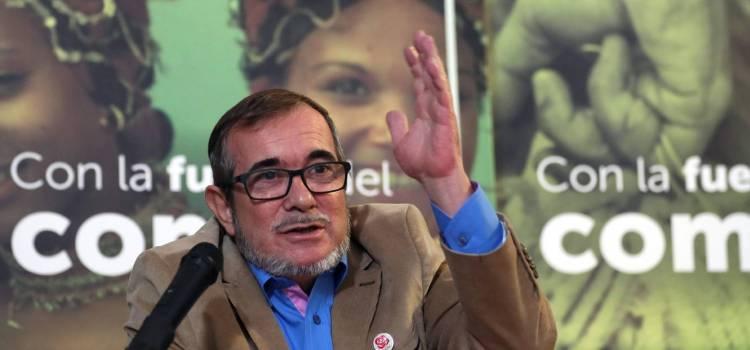 Las Farc abandonan carrera presidencial
