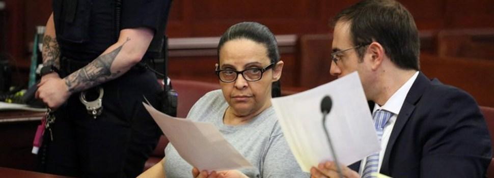 Tribunal dice es culpable doméstica asesina