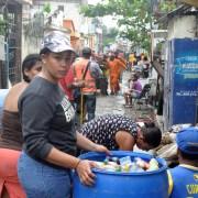 Se recuperan zonas afectadas por crecidas ríos