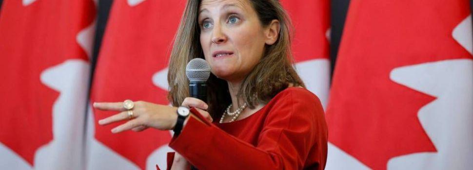 Canadá arrecia sanciones a venezolanos