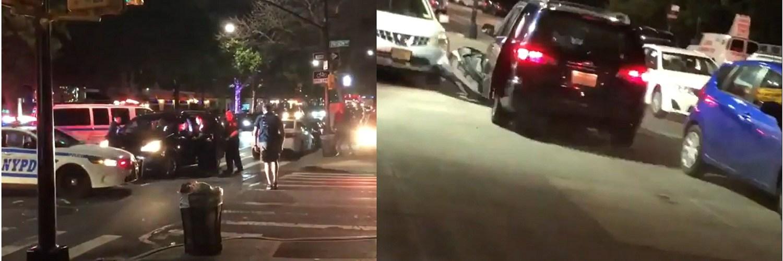 Preso en Nueva York por mala conducta