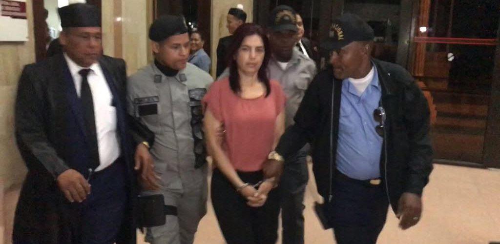 Coerción mujer acusan de agredir periodista