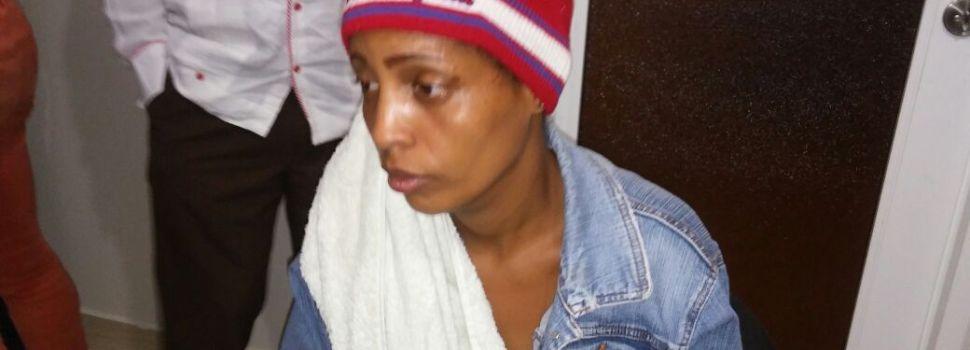 Prisión preventiva a mujer raptó gemela