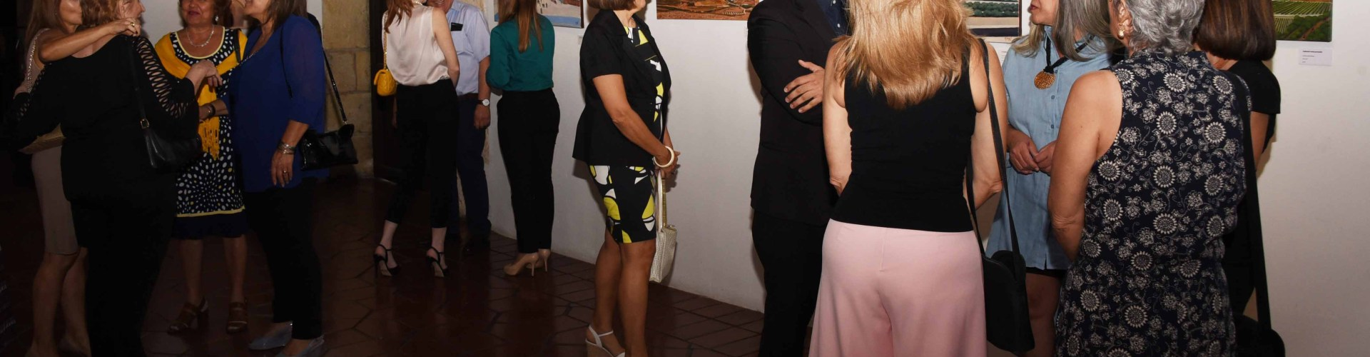 """Inauguran exposición """"Tierras Prometidas"""""""