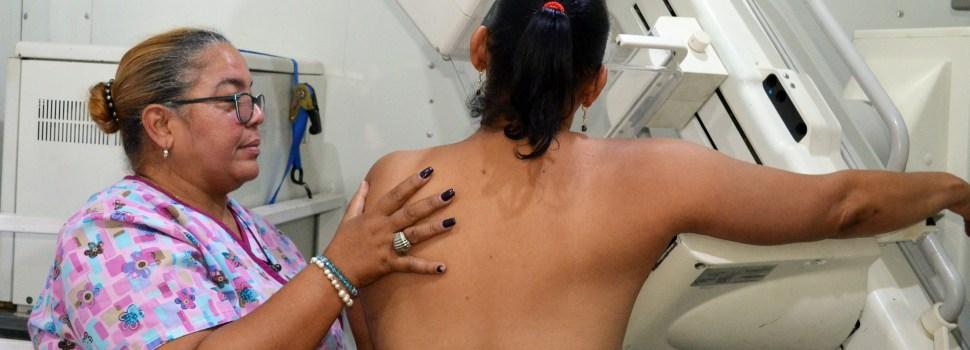 Realizan mamografías en Coraasan