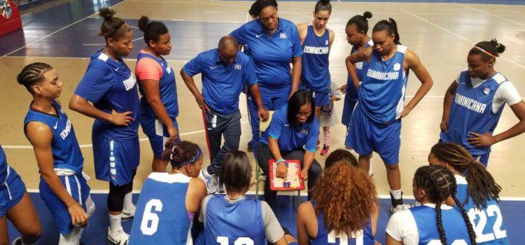 Basket femenino en torneo Caribe