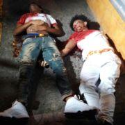 Dos muertos enfrentamiento de bandas