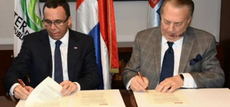 Ministerios Cultura y Educación firman convenio