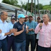 Verifican avance solución servicio agua