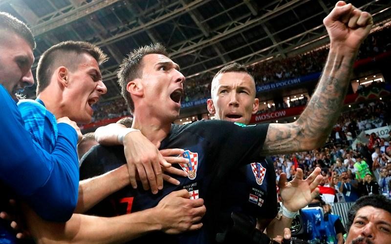 Croacia a final mundial de fútbol