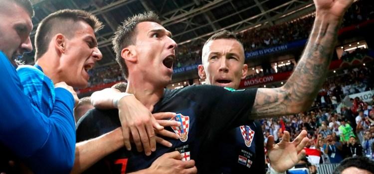 Croacia pasa final mundial fútbol