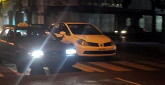 Multarán por uso luces led en vehículos