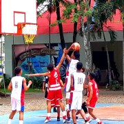 Cupes lidera torneo infantil basket