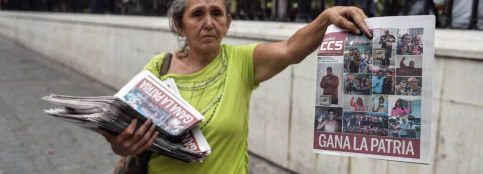 Desaparecen periódicos escritos venezolanos