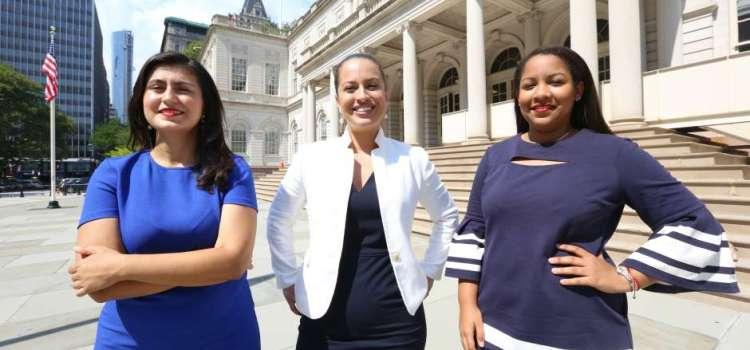 Latinas buscan puestos en la Legislatura