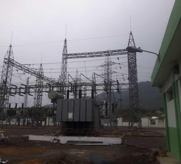 Instalan transformador en Puerto Plata