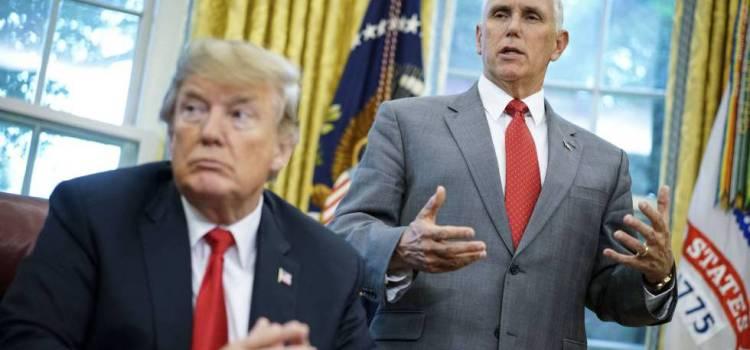 Buscan en Casa Blanca autor artículo ataca a Trump