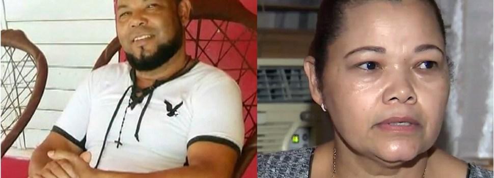 Dominicana denuncia desaparición hermano