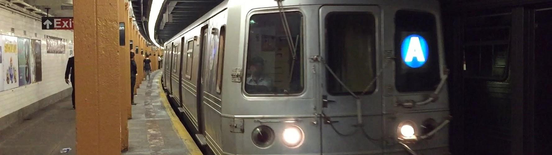 Taxista dominicano se suicida en área de tren