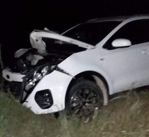 Dos muertos y un herido accidente tránsito