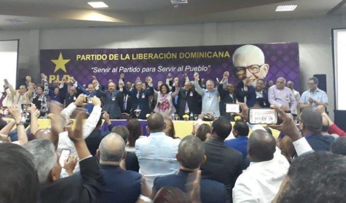 Comité Central de PLD decide primarias abiertas