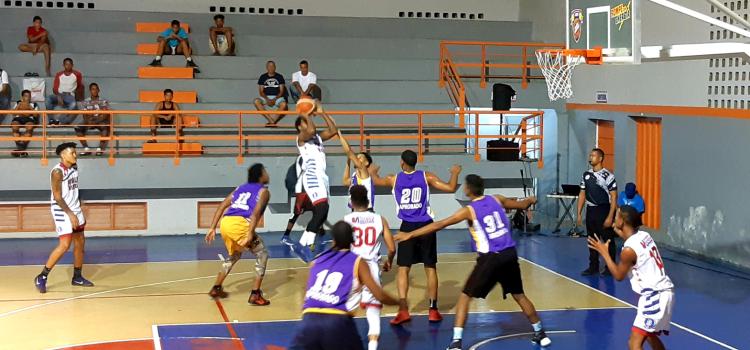 Comienza pre superior basket