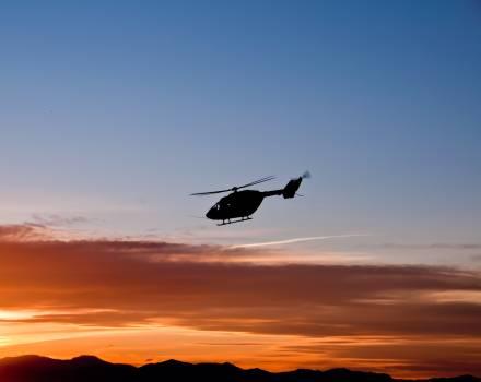 Reinician la búsqueda helicóptero desaparecido