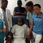 Dan el alta patanista atacado a tiros en Haití