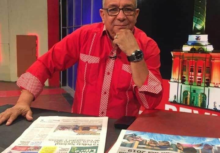 Sepultan del comunicador Nelson González