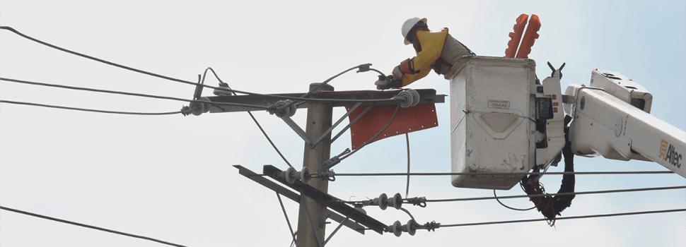 Edenorte anuncia suspensión eléctrica en Nagua