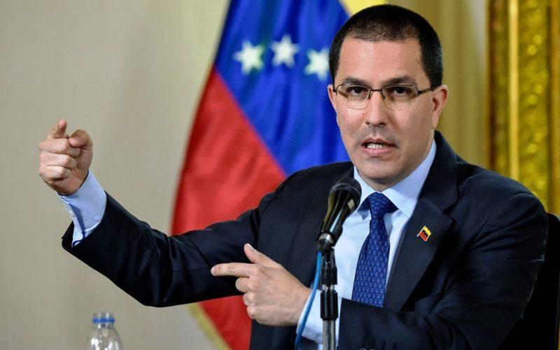 Venezuela pide reunión entre Trump y Maduro