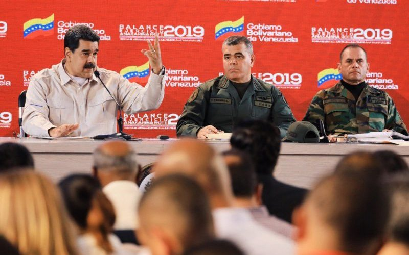 Gobierno Venezuela protegerá servicios estratégicos