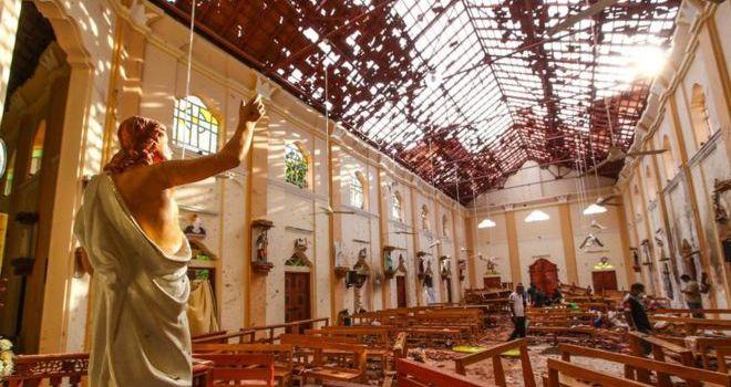 Ocurre este lunes otra explosión en Sri Lanka