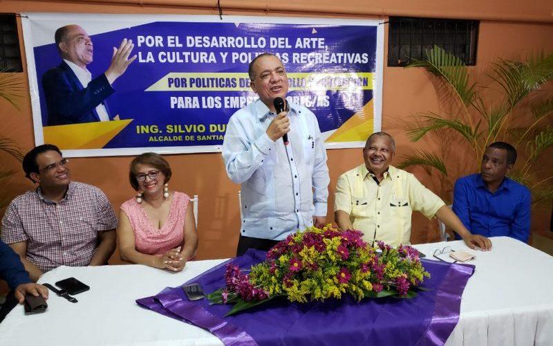 Silvio Durán promete fortalecer sector turístico