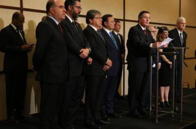 Grupo de Lima reitera pedido para democracia Venezuela