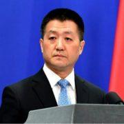 """China califica a Pompeo como """"mentiroso"""""""