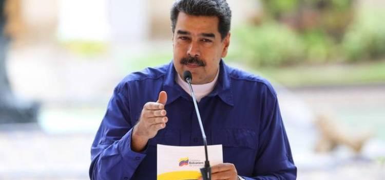Maduro resta importancia medida contra Venezuela