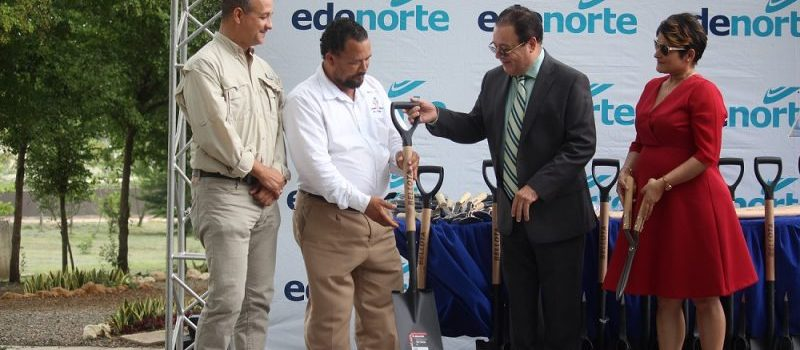 Edenorte realiza donativo a Jardín Botánico