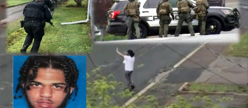 Se entrega dominicano acusan de robo