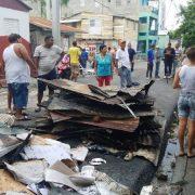 Dos incendios en 24 horas afectan a Santiago